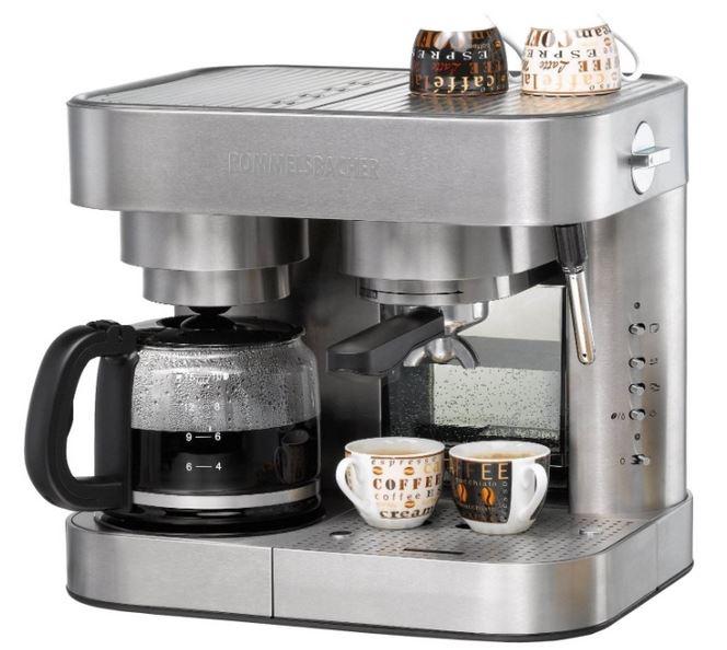 Виды кофеварок для дома и их характеристики