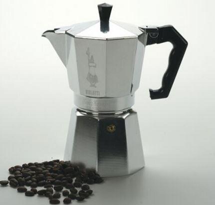 гейзерная кофеварка принцип работы видео