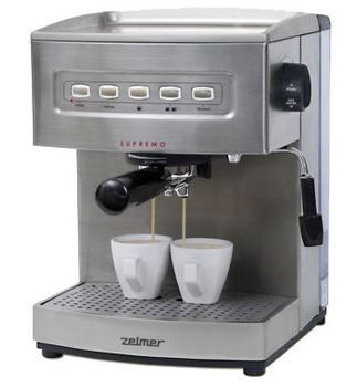 кофеварка эспрессо zelmer 13z013