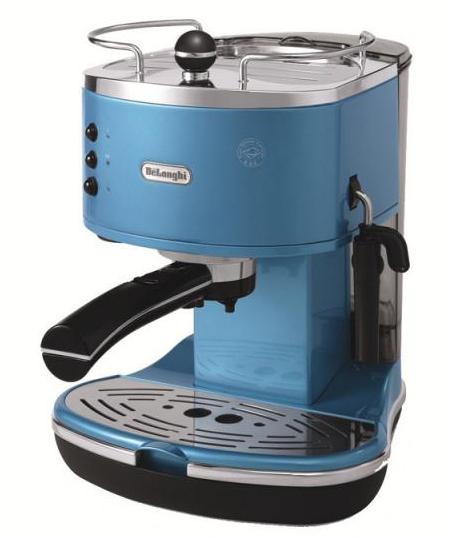 Обзор кофеварки delonghi ICONA ECO 311.R